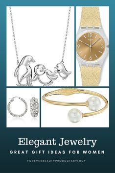 Jewelry is alway a wonderful accessory to any outfit.  If you think your outfit looks plain just  add a beautiful necklace, a pair of   earrings and a nice watch with a   bracelet and you have just turned a boring outfit into a very stylish one.  Great gift idea.  sterling silver studs earrings, beaded wrap bracelets women,   timex wrist watches women,  women leather band watches,  womens stretch band watches, lucky brand jewelry necklaces,
