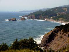 The Oregon Coast | Oregon Scenic Drives on myscenicdrives.com