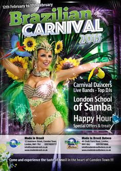 The Carnival is starting! Whoohoo!