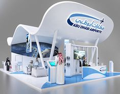 """Check out new work on my @Behance portfolio: """"ABU DHABI AIRPORT EXHIBITION STAND DESIGN"""" http://be.net/gallery/60420687/ABU-DHABI-AIRPORT-EXHIBITION-STAND-DESIGN"""