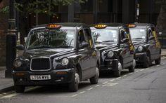 uber taxi van