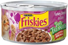 Purina - Friskies - Cat Food 5.5 Ounce Can Sale $0.45