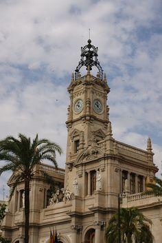 Ayuntamiento de Valencia - Casa de la ciudad.