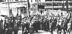 Grève des employés de tramways 1944