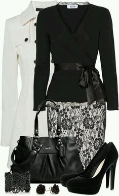 Love the skirt and purse