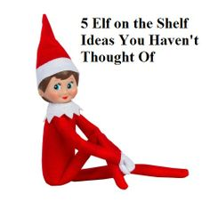 Teaching our kids about charity and giving back through Elf on the Shelf.