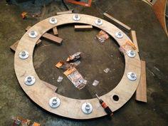 How To Build A Kick Ass 4 Feet DIY Ring Light