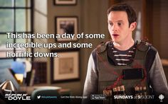 Republic of Doyle; incredible ups and horrific downs