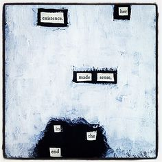 Delayed Significance: Make Black Out Poetry, Black Out Poetry, Poetry
