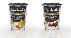FoodBev.com | News | Rachel's yogurt launches new Inspirations range