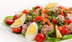 Šaláty Archives - Page 2 of 8 - Báječné recepty Cobb Salad, Food, Essen, Meals, Yemek, Eten