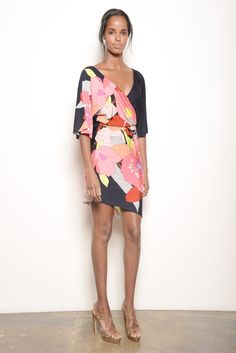 Trina Turk Resort 2014 - Slideshow - Runway, Fashion Week, Reviews and Slideshows - WWD.com