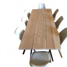 Plankebord i ask 3 planker.