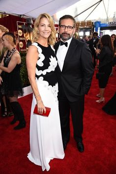 The cute couples that ruled tonight's SAG Awards red carpet