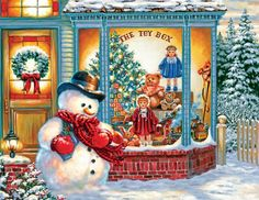 1000 Images About Winter Amp Christmas Art 3 On Pinterest