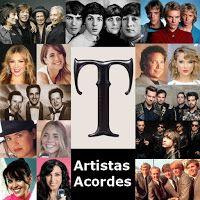 Artistas con T (Letras y Videos)