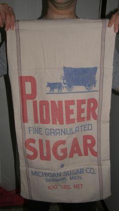 Pioneer Sugar Sack