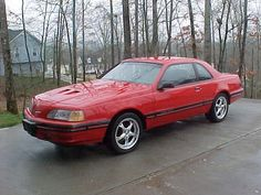 1988 thunderbird turbo coupe --looks familiar