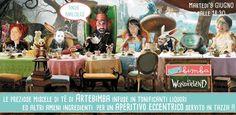 AMPEbimba martedì 8 giugno dalle 18:30 Un peculiare tea party o...l' #aperitivointazza grande! >>>>> MARTEDI' 9 giugno ore 18:30 <<<< Le preziose miscele di tè di Artebimba infuse in tonificanti liquori ed altri ameni ingredienti per un aperitivo eccentrico servito in tazza. Ovviamente anche analcolico. https://facebook.com/events/1612941735656553/?business_id=1575767782640391