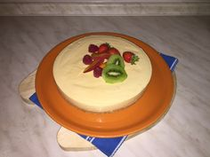 Helena's: Cheesecake alle pesche