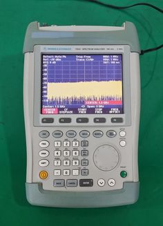 Rohde & Schwarz R&S / FSH3 Series Handheld Spectrum Analyzer, 100KHz to 3GHz #RohdeSchwarz