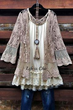 Plus Size Boutique - Plus Size Online Boutique – Page 2 – Life is Chic Boutique Look Hippie Chic, Look Boho, Bohemian Mode, Bohemian Style, Boho Outfits, Plus Size Dresses, Plus Size Outfits, Slip Dresses, Böhmisches Outfit