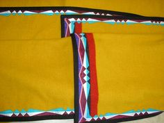 Native Art and Design: Beautiful Native Ribbon designs Marian Desjarlais