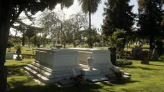 LA's two most legendary cemeteries are Forest Lawn Memorial Park, developed by a charismatic man nicknamed The Builder, and Hollywood Forever, run for decades by an ex-con who led it into ruin. Can they help us find the secrets of mortality?