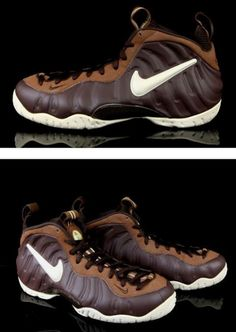 "Nike Air Foamposite Pro ""Chocolate"" Sample Sneaker (Detailed Images)"