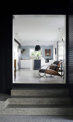"The Ankersvingen Annex uses material contrasts to connect a family home with the outdoors.  Architect Thor Olav Solbjør doesn't see wood as just another material choice, he sees it as a way to ""communicate with the surroundings."" Tasked with building a 750-square-foot addition to a country home in..."