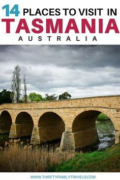 Best Things to do in Tasmania - the most beautiful & best places in Tasmania to visit as well as the most popular Tasmania tourist attractions for families. Australia Travel Guide, Visit Australia, Western Australia, Queensland Australia, Brisbane, Melbourne, Tasmania Road Trip, Tasmania Travel, Cairns