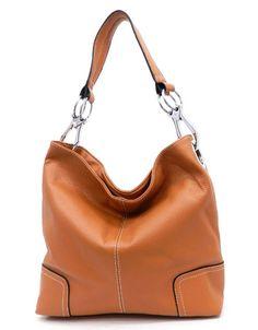 Everyday Carmel Hobo Bag.