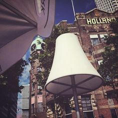 Hotel New York Rotterdam. #summer #terrace. Photo: @marjanneke