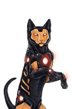 Iron Cat - Jenny Parks