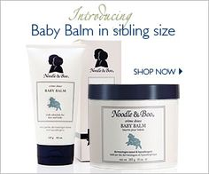 Noodle & Boo-Hurry - for limited time only! Enjoy off Baby Balm with promo code ULTRARICH. Noodles, The Balm, Coding, Baby, Food, Noodle, Meal, Essen, Newborn Babies