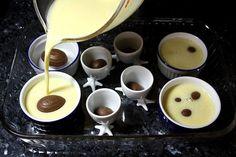 Cadbury egg dessert
