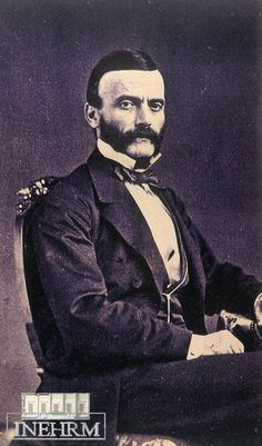 Efemérides INEHRM.- 22 de marzo de 1861. Muere Miguel Lerdo de Tejada. Político liberal. Nació en el Puerto de Veracruz, el 6 de julio de 1812. Su hermano fue Sebastián Lerdo de Tejada, presidente de México entre 1872 y1876.