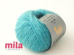 Mila Druciarnia - Gazzal Exclusive 02 turkus
