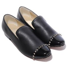 sale retailer 7fadf f9e24 Christian Louboutin Rollerboy Loafers Black - Cheap Christian Louboutin  Outlet