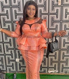 African Blouses, African Lace Dresses, Latest African Fashion Dresses, African Dresses For Women, African Print Fashion, African Attire, African Print Dress Designs, Nigerian Men Fashion, Ankara Skirt And Blouse