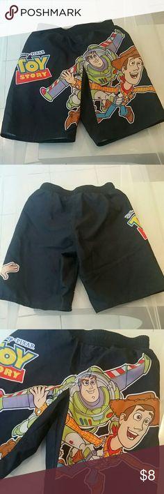 Boys Disney Pixar Toy Story Swim Shorts Size 5T Boys Disney Pixar Toy Story Swim Shorts Size 5T Disney Swim Swim Trunks