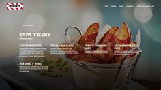 Restaurant menu concept 1