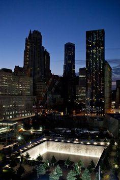 The memorial of 9/11