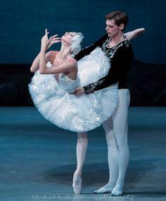Oksana Skorik and Vladimir Shklyarov