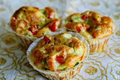 Egg and bacon muffins recipe