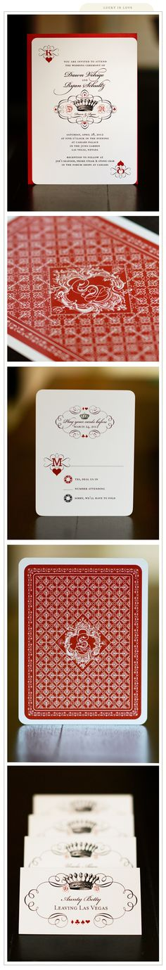 Something like this for wedding announcements would be fun too (: