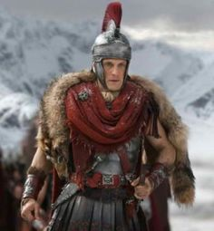 Simon Merrells in Spartacus War of the Damned series finale reviewed...