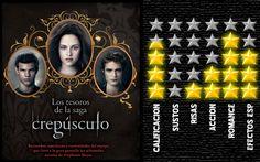 Crítica de las películas Twilight (Crepúsculo) en TheZash.com