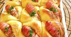 『クックパッド×オレンジページ』掲載♪  基本のちぎりパン生地をアレンジした惣菜パンです。