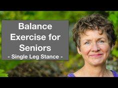 Balance Exercises for Seniors: Top Balance Training Tips for Elderly